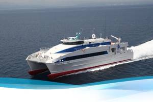 Austal has designed and constructed over 260 vessels over more than 28 years Photo Austal
