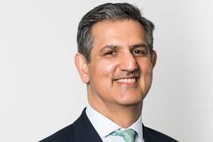 Baba Devani, CEO Marine, Survitec.