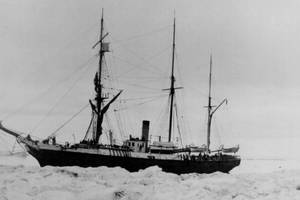 Built in Scotland in 1874, for the first 10 years of service, Bear operated as part of the commercial sealing fleet off Newfoundland before it was bought by the U.S. government in 1884. What followed was decades of service in the challenging Arctic the elevated the ship to legendary status. (Photo: USCG)
