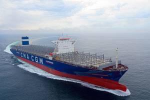 CMA CGM Tenere (Photo: Eastern Pacific Shipping)