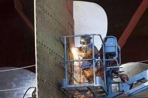 (File photo: Bay Shipbuilding)