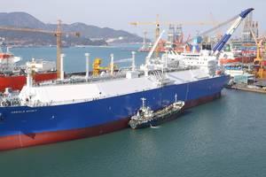 File photo: Daewoo Shipbuilding & Marine Engineering Co Ltd
