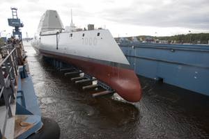File photo. (U.S. Navy courtesy of General Dynamics)
