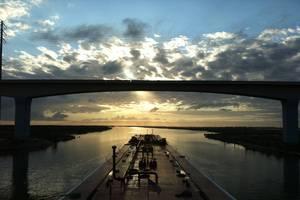 Higman Barges by Capt. Darren Istre