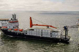 HOS Achiever. Photo courtesy Hornbeck Offshore Services