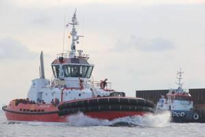 High- performance vessel designs developed by Robert Allan Ltd. Photo Robert Allan