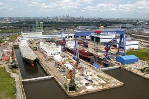 Philly Shipyard aerial view. Photo: Philly Shipyard, Inc
