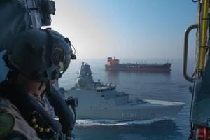 (Photo: Photo: Danish Navy)