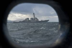 (Photo: Scott Pittman / U.S. Navy)