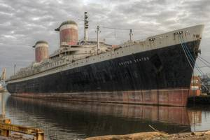 (Photo;SS United States Conservancy)