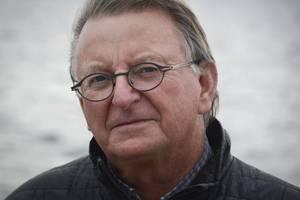 Graham Hawkes, pioneering marine engineer, owner of HAWX Open Ocean, LLC, inventor of SeaRocket. © Julie Silverman