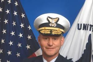 Rear Admiral Paul Thomas (Photo: USCG)