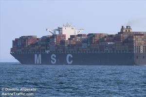 Credit:Dmitris Alipasalis/MarineTraffic.com