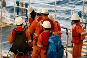 Offshore workers - Credit:corlaffra/AdobeStock