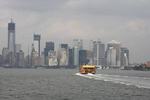 Staten Island Ferries, NYC. Photo Credit: Greg Trauthwein