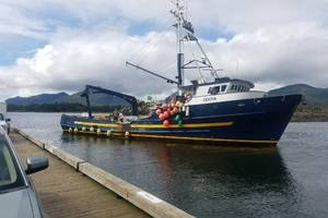 The Nordic Lady all back together and ready for sea trials. (Photo:   Southeast Diesel)