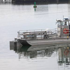 Sea Machines Demonstrates Autonomous Spill-Response Vessel