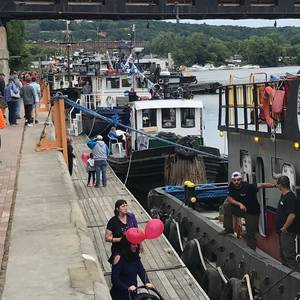 Waterford's Tugboat Roundup Celebrates 20 Years