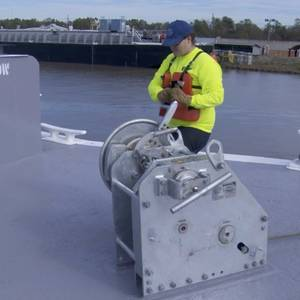 DECK MACHINERY: A Step Up in Safety