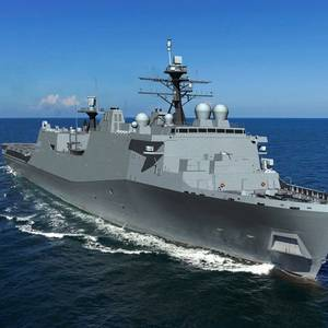 HII Wins 1.5B Deal to Build 15th LPD for U.S. Navy
