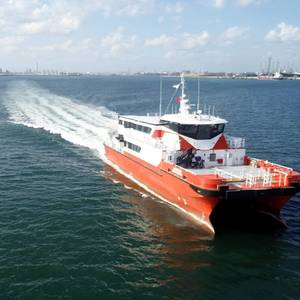 New Vessel Enters Service at Formosa 1 Wind Farm