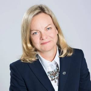 Mellquist Tapped as Next President at Volvo Penta