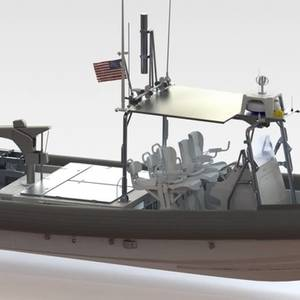 HamiltonJet to Power 48 US Navy RIBs