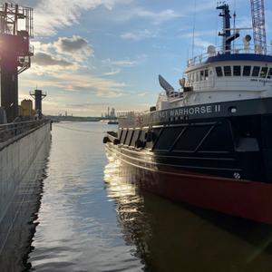ST Engineering Halter Marine and Offshore Upgrades 'Signet Warhorse II' Propulsion