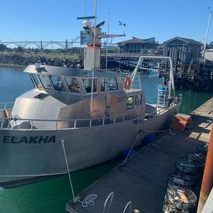 Elakha: Repowering a Valued Research Vessel