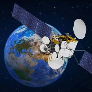 Inmarsat's Most Powerful Satellite Enters Service