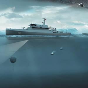 MAN Hybrid Propulsion Package for Indonesian Navy's New Minehunters