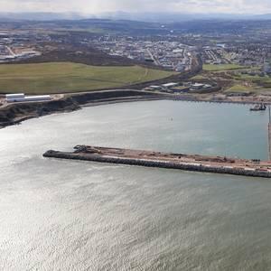 Van Oord, Beattie FRC Secure $83,5M Aberdeen Harbour Expansion Work