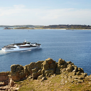 BMT Designs New Vessels for Isles of Scilly Steamship Company
