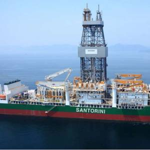 Saipem Charters Ultra-deepwater Drillship from Samsung Heavy Industries
