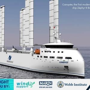 Wind Propulsion Conference Set for Webb Institute