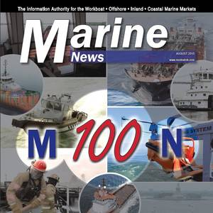 MarineNews' MN100 Edition Looms Large in the Porthole