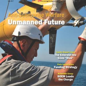 Marine Technology Reporter -- May 2017 Edition