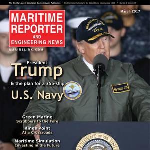 SHIPS Act: 355 Ship Navy Gets Legislative Mandate