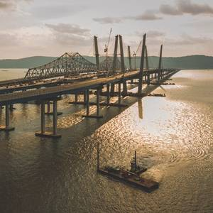 Aerial Drones Take Flight in Maritime