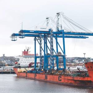 The Turnkey Supply Chain of Cranes
