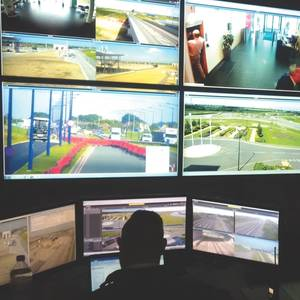 An Integrated High-tech Approach to Port Security