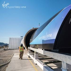 DP World Sets Its Sights on Hyperloop Cargo Shipping