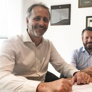 T. Mariotti, Damen Partner for Cruise Newbuilds