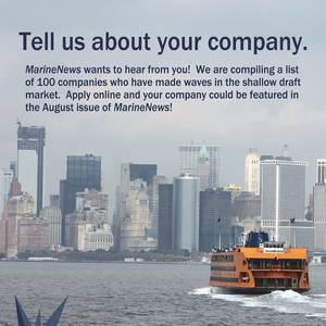 The Marine Industry's Top 100 Firms: Is yours one of them?