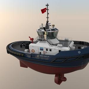 TRAktor 2500-SX Design tug Commences Operations for Svitzer