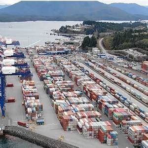 Canada's Second Largest Container Terminal's Transition to Navis N4 TOS