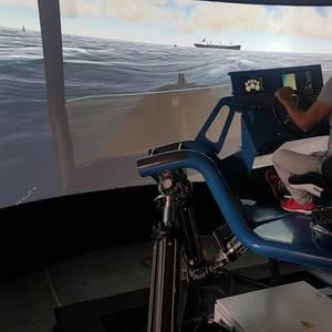 Training Day: Cruden's pioneering Fast Craft Simulator