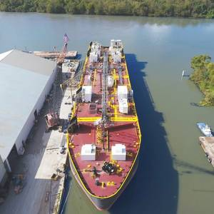 Spotlight on Petroleum Barge Power