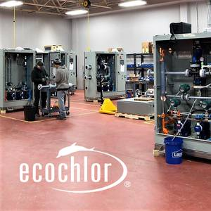 Ecochlor Opens New Factory