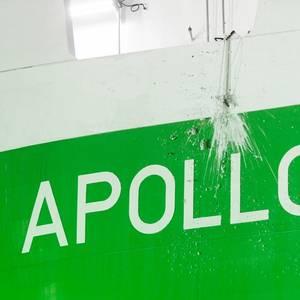 DEME DP2 Jack-up Vessel Named 'Apollo'